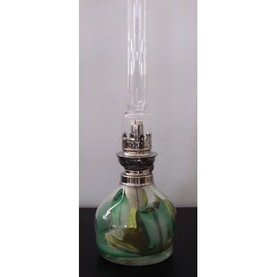 Lampe à l'huile ( brûleur français)
